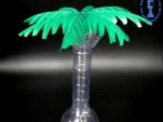 20oz Palm Tree Slush Yard Cups